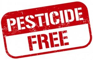 pesticide free pest control stamp